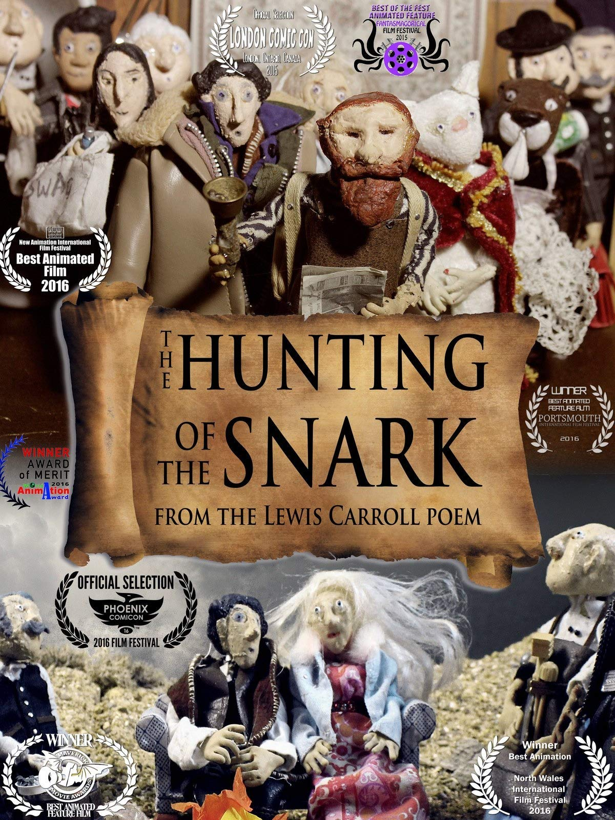 The Hunting of the Snark on Amazon Prime Instant Video UK