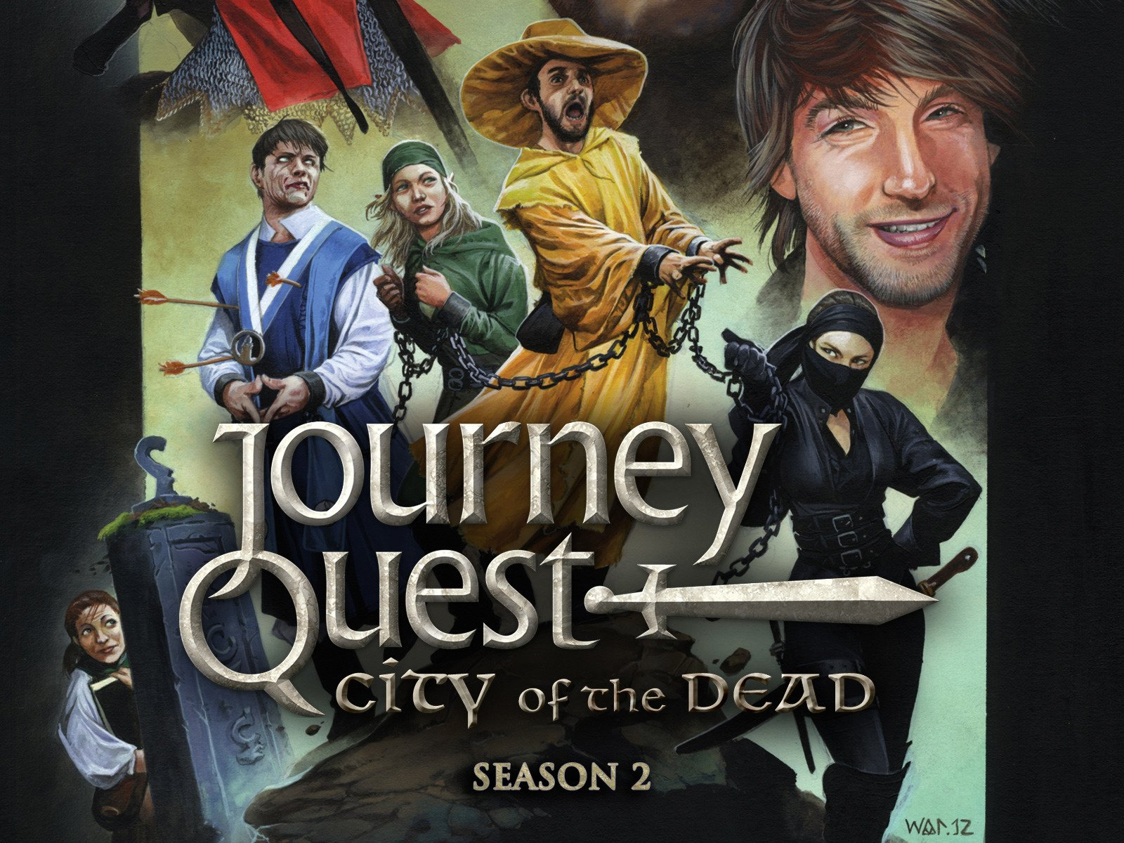 JourneyQuest - Season 2