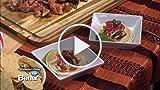 How to Make Mini Texican Smoked Rib Eye Tacos