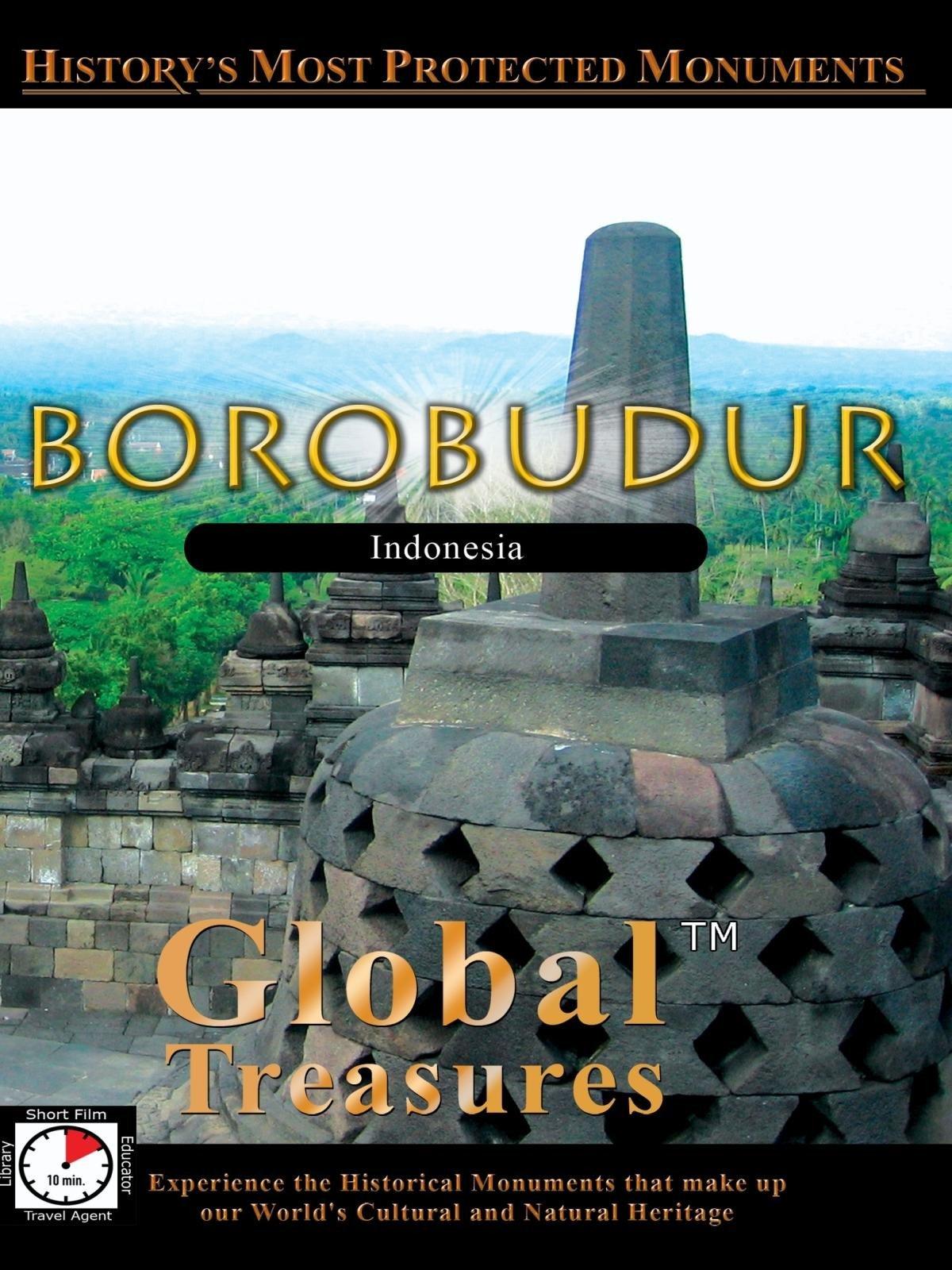Global Treasures - Borobudur - Java, Indonesia on Amazon Prime Video UK