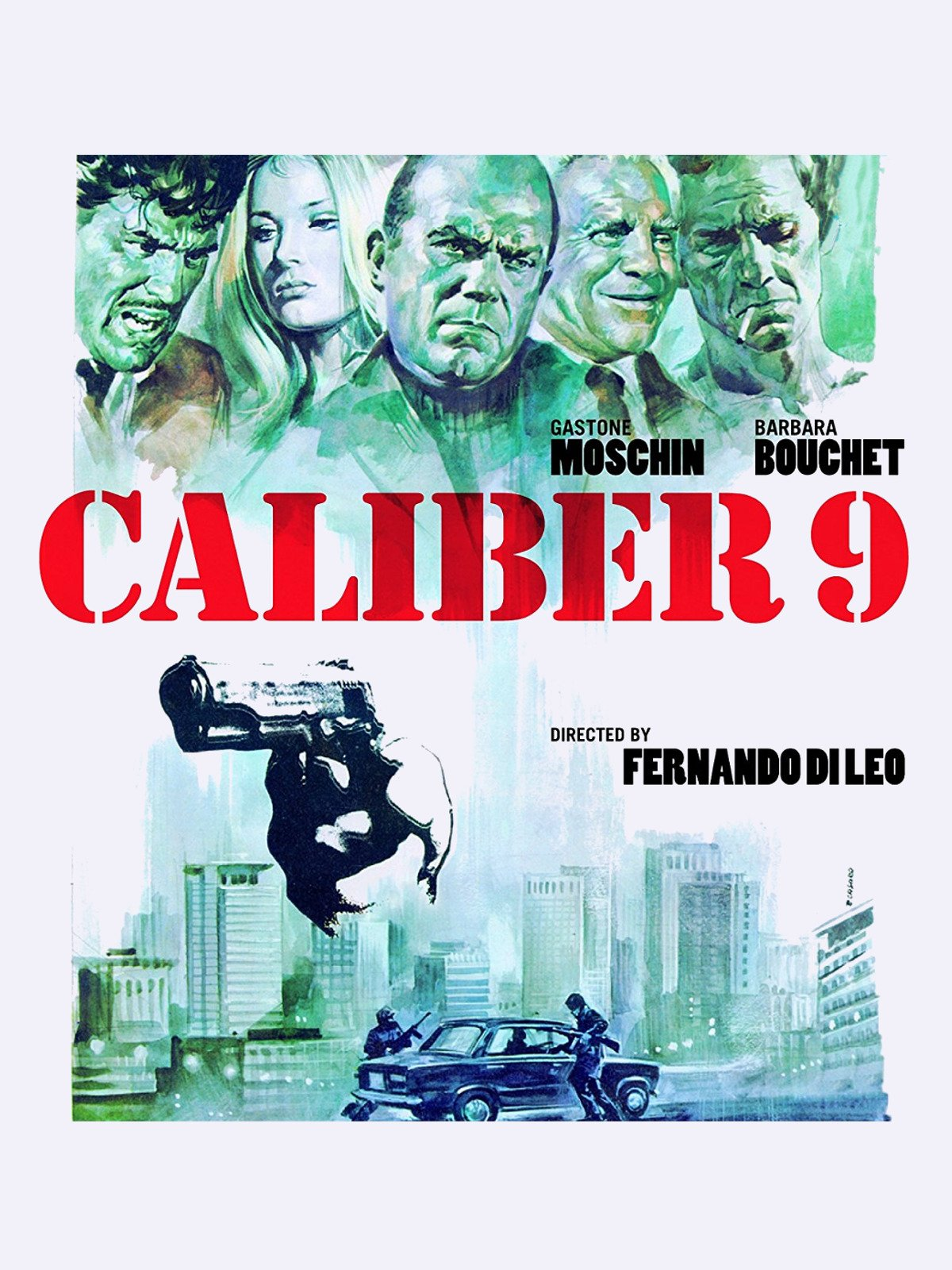 Caliber 9 on Amazon Prime Video UK