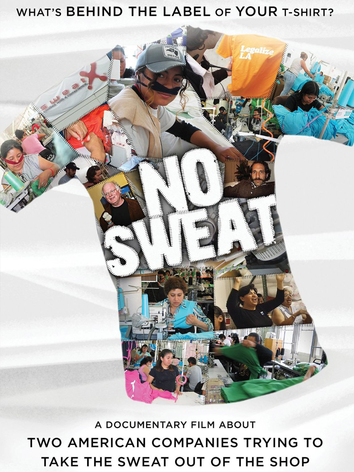 NO SWEAT on Amazon Prime Video UK