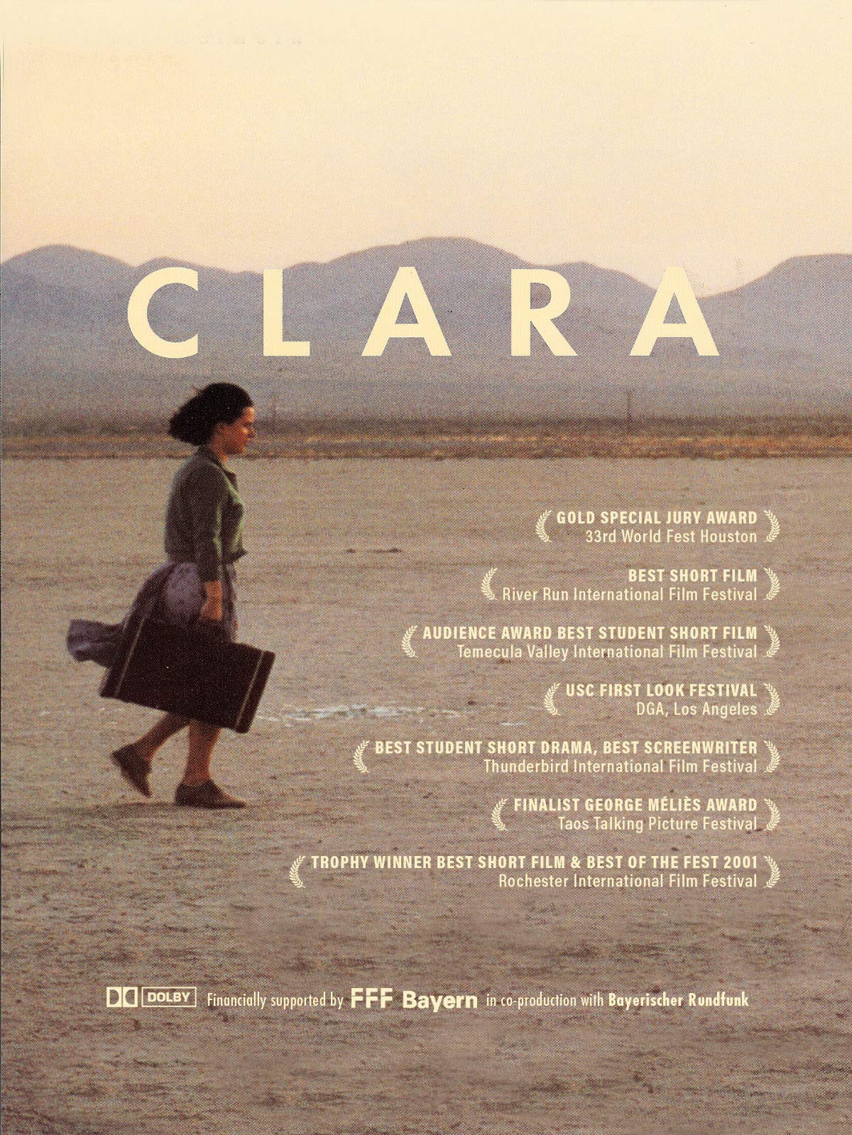 Clara on Amazon Prime Video UK