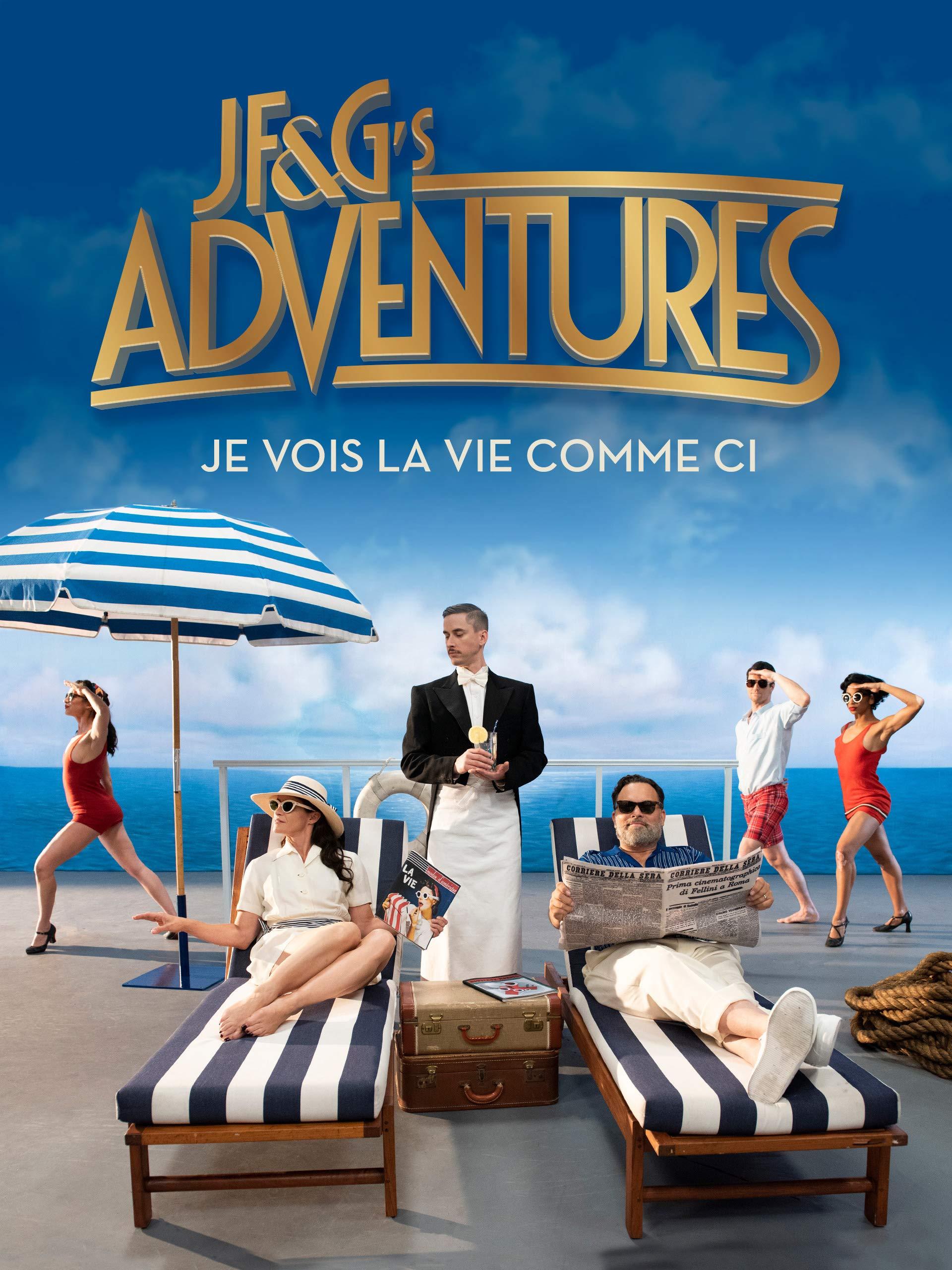 JF&G's Adventures: Je Vois La Vie Comme Ci on Amazon Prime Video UK