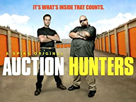 Auction Hunters Season 1 [HD]