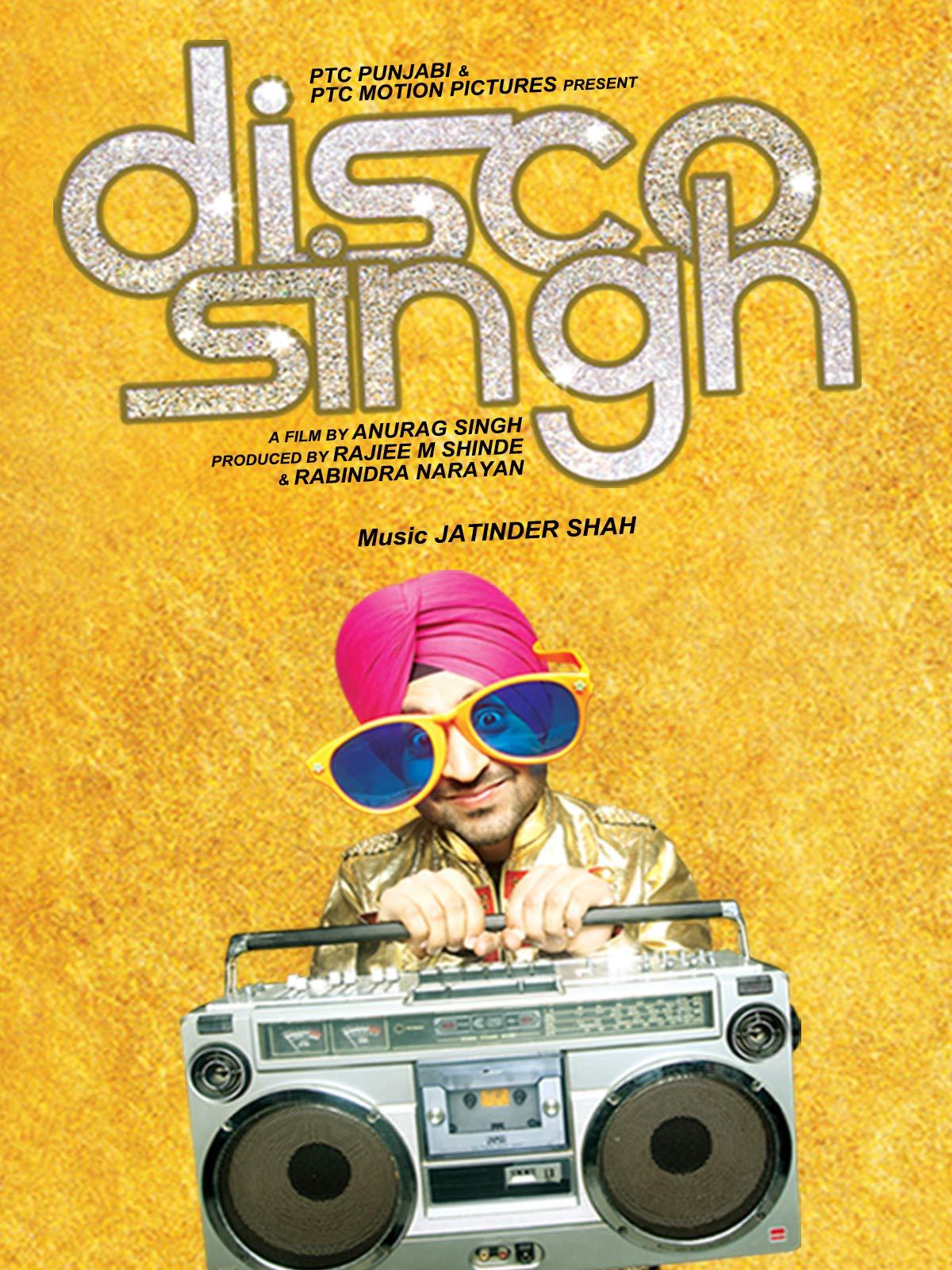 Disco Singh on Amazon Prime Video UK