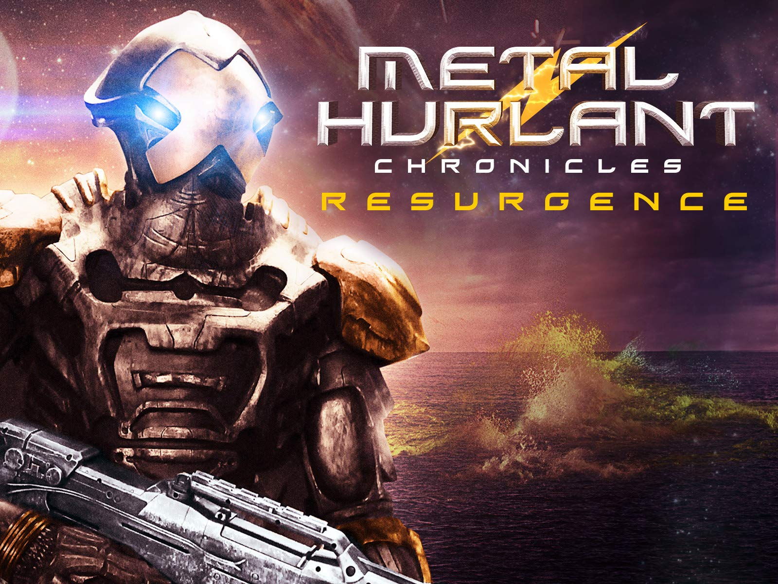 Metal Hurlant Chronicles on Amazon Prime Video UK