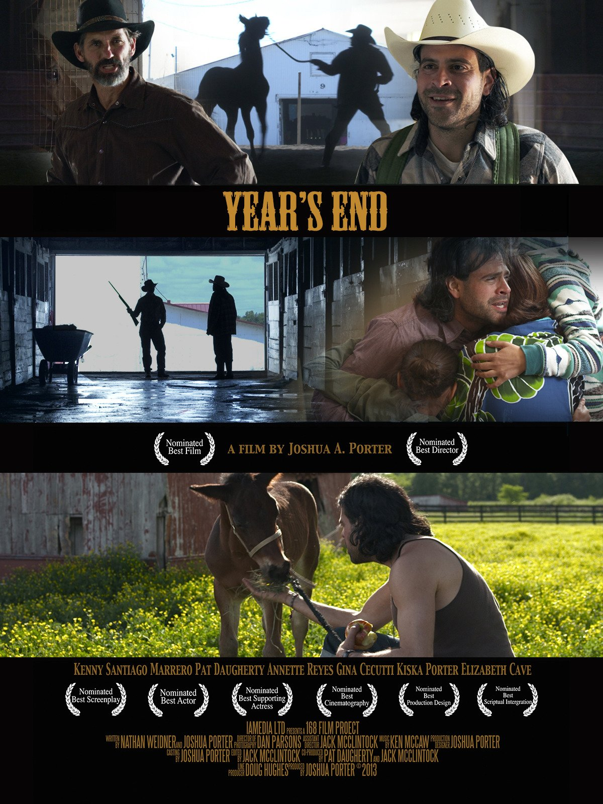 Year's End on Amazon Prime Video UK