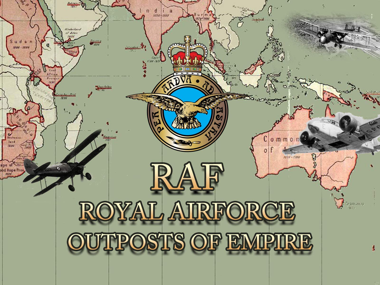 RAF - Royal Air Force - Season 1