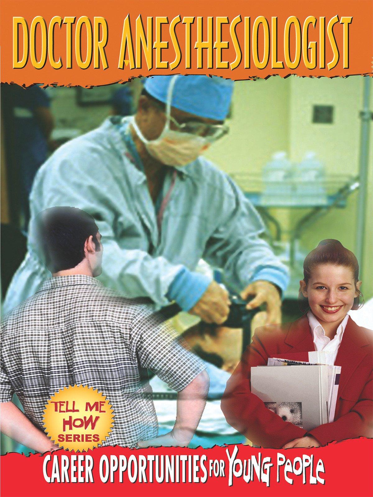 Tell Me How Career Series: Doctor