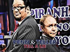 Penn & Teller Tell A Lie Season 1
