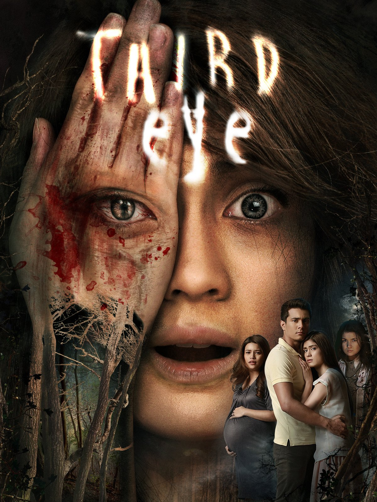 Third Eye on Amazon Prime Instant Video UK
