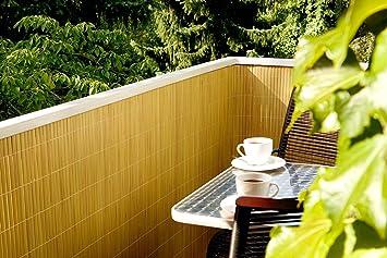 pvc sichtschutz bambus 0 9 x 10 m rolle us269. Black Bedroom Furniture Sets. Home Design Ideas