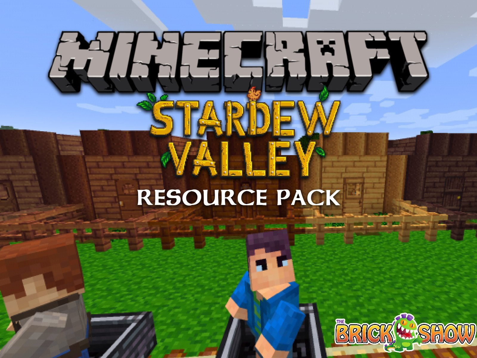 Clip: Minecraft Stardew Valley Resource Pack