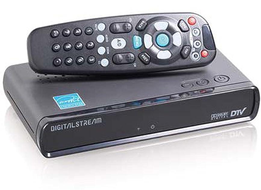digital stream analog pass through dtv converter box. Black Bedroom Furniture Sets. Home Design Ideas