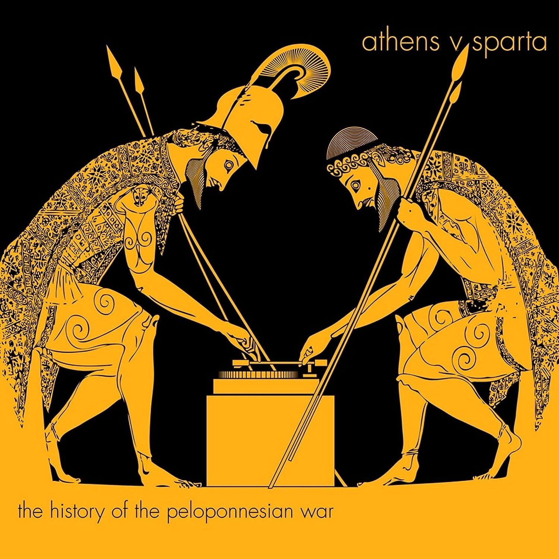 Peloponnesian War Drawings of The Peloponnesian War