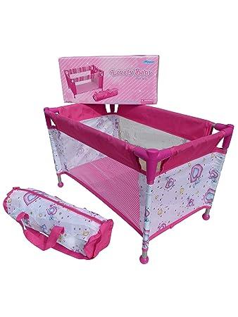 Poupées de lit de bébé pour poupées Poupée Accessoires Poupée cœur A73B