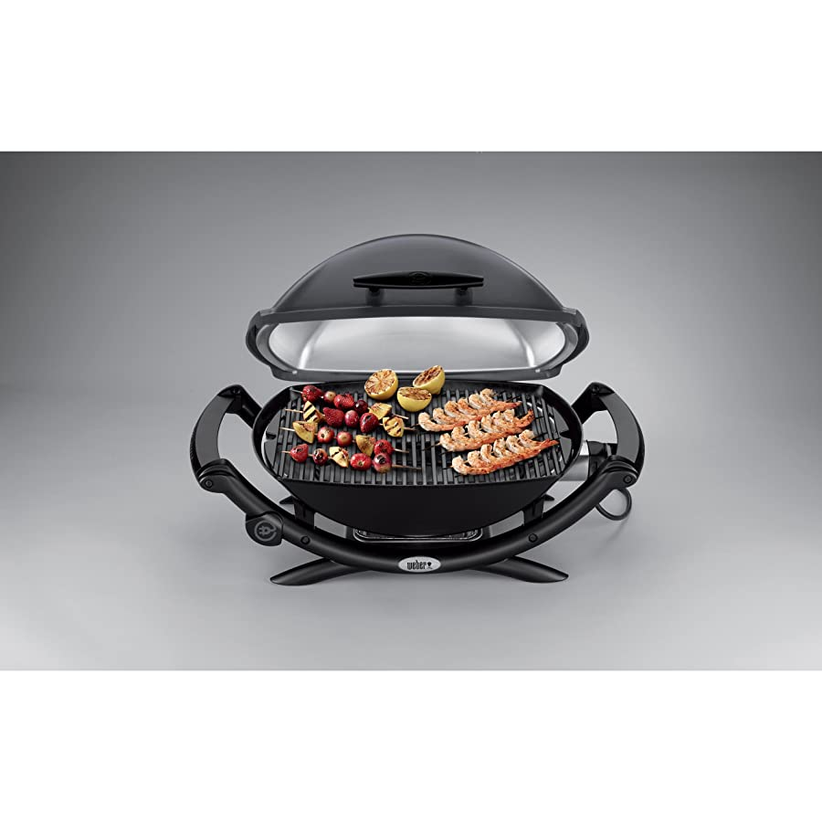 Weber 55020001 Q 2400 Electric Grill Via Amazon