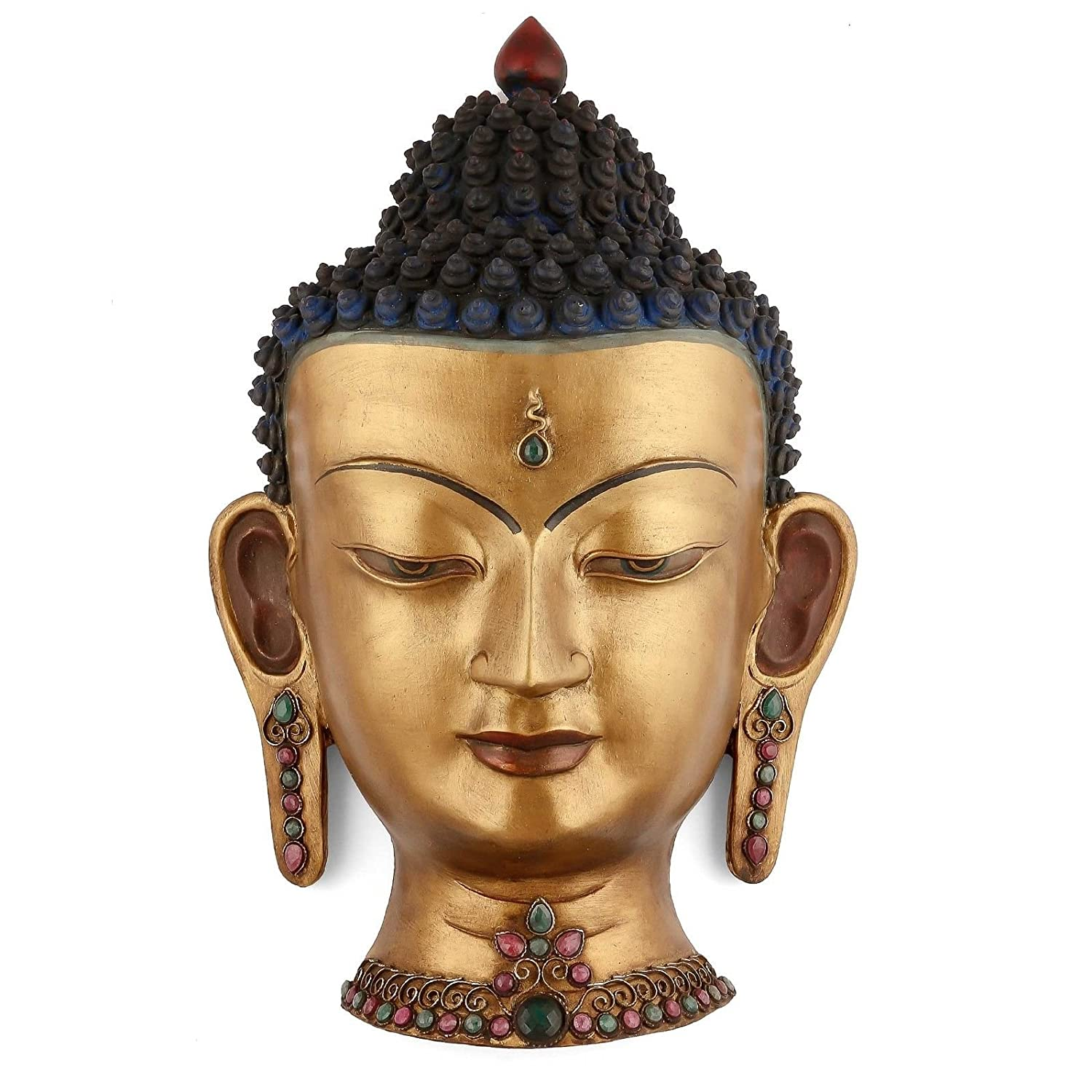 buddha wall decor ideas traditional and peaceful. Black Bedroom Furniture Sets. Home Design Ideas