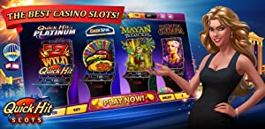 Quick Hit Slots by Dragonplay