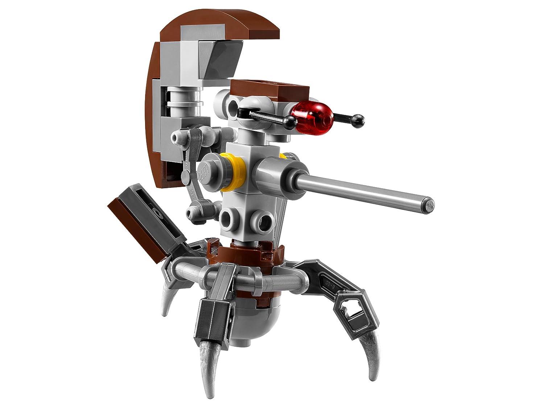 Lego Star Wars Clones vs Droidekas Droideka Sniper Lego Star