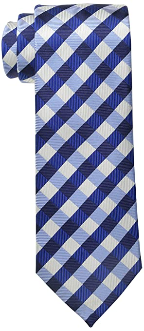 Donald Trump Men's Garnet Grid Tie