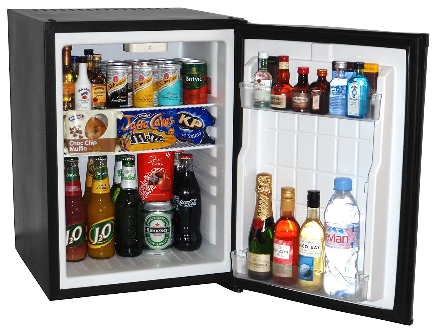 The Caldura Digital is definitely one of the best beer fridges out on the market right now and has a 40 litre capacity.