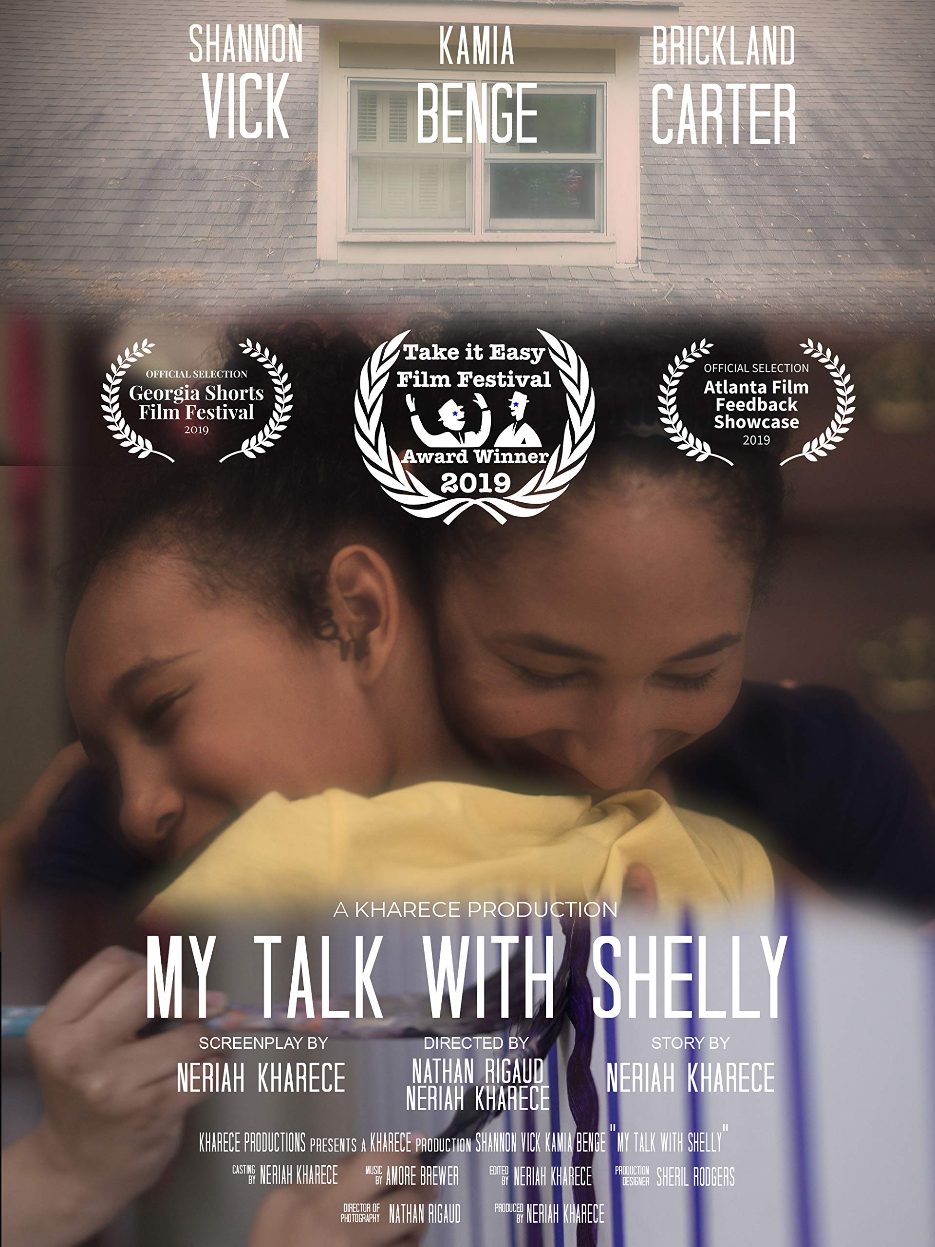 My Talk with Shelly on Amazon Prime Instant Video UK