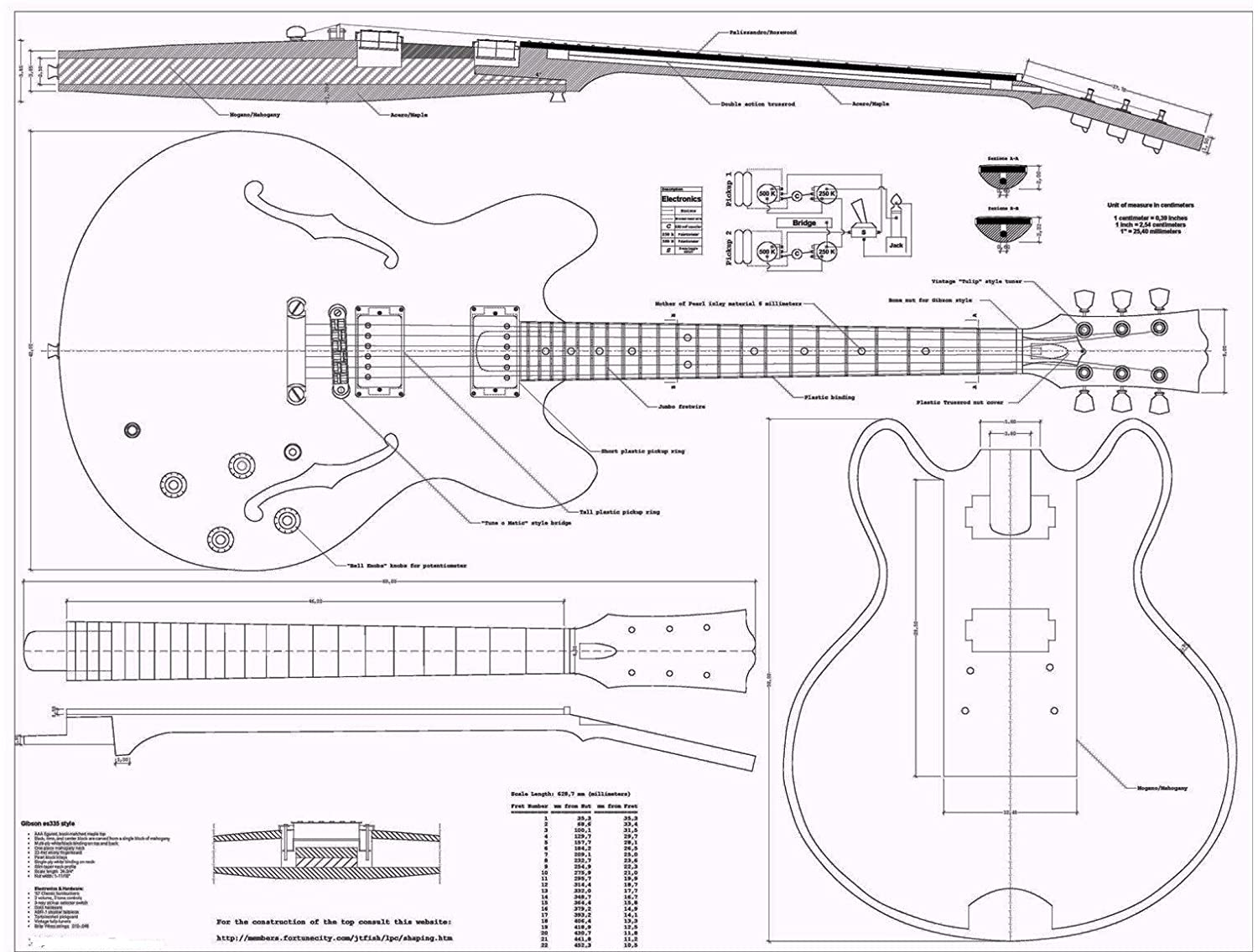 81 1Pq WfqL._SL1500_ es335 not symmetrical?? gibson es 335 wiring diagram at bayanpartner.co