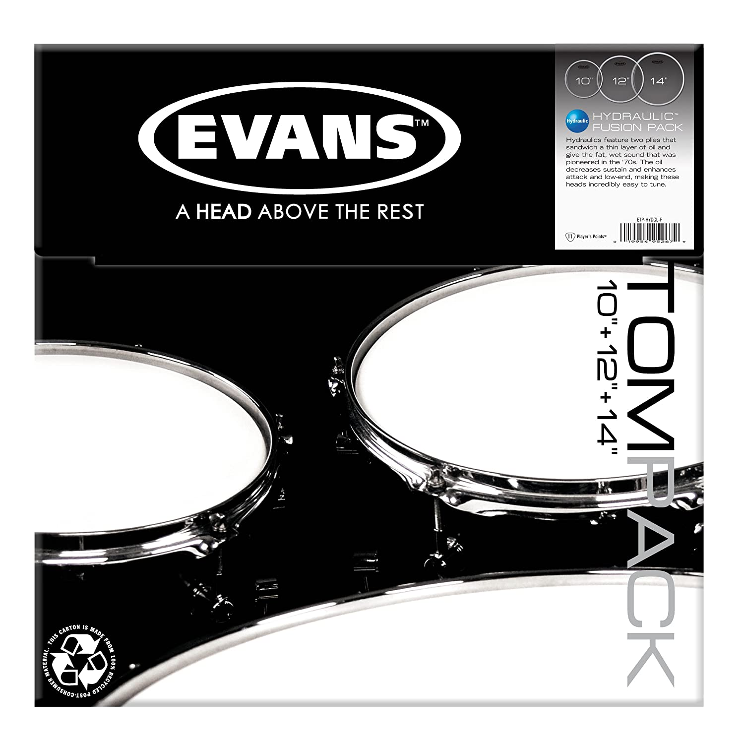 Evans Glass Tompack Fusion us golf country кеды