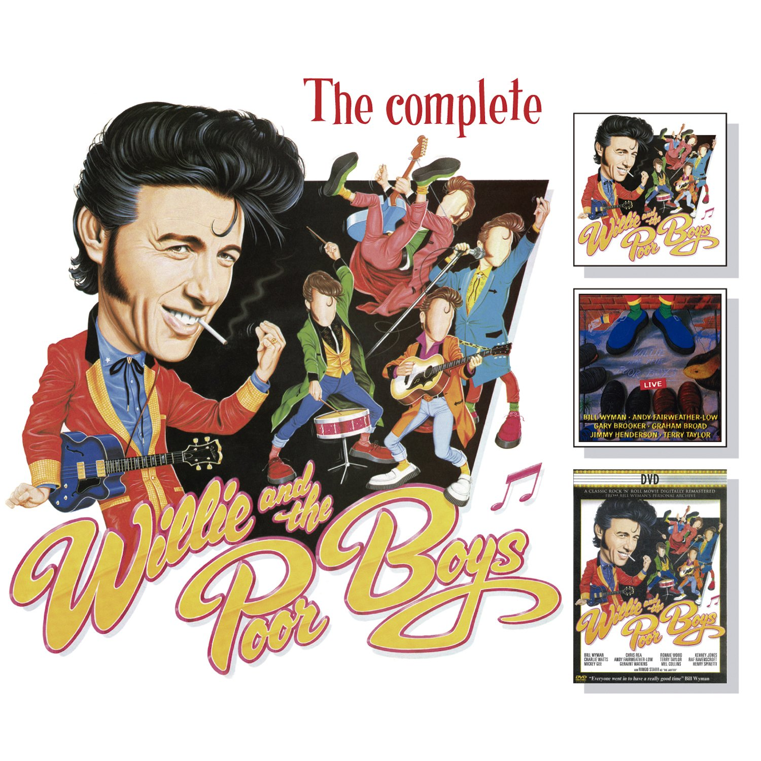 The Complete Willie & The Poor Boys