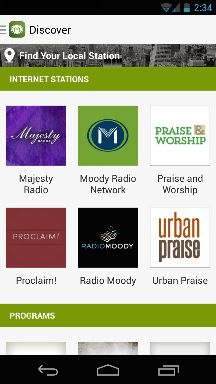 Amazon.com: Moody Radio: Appstore for Android