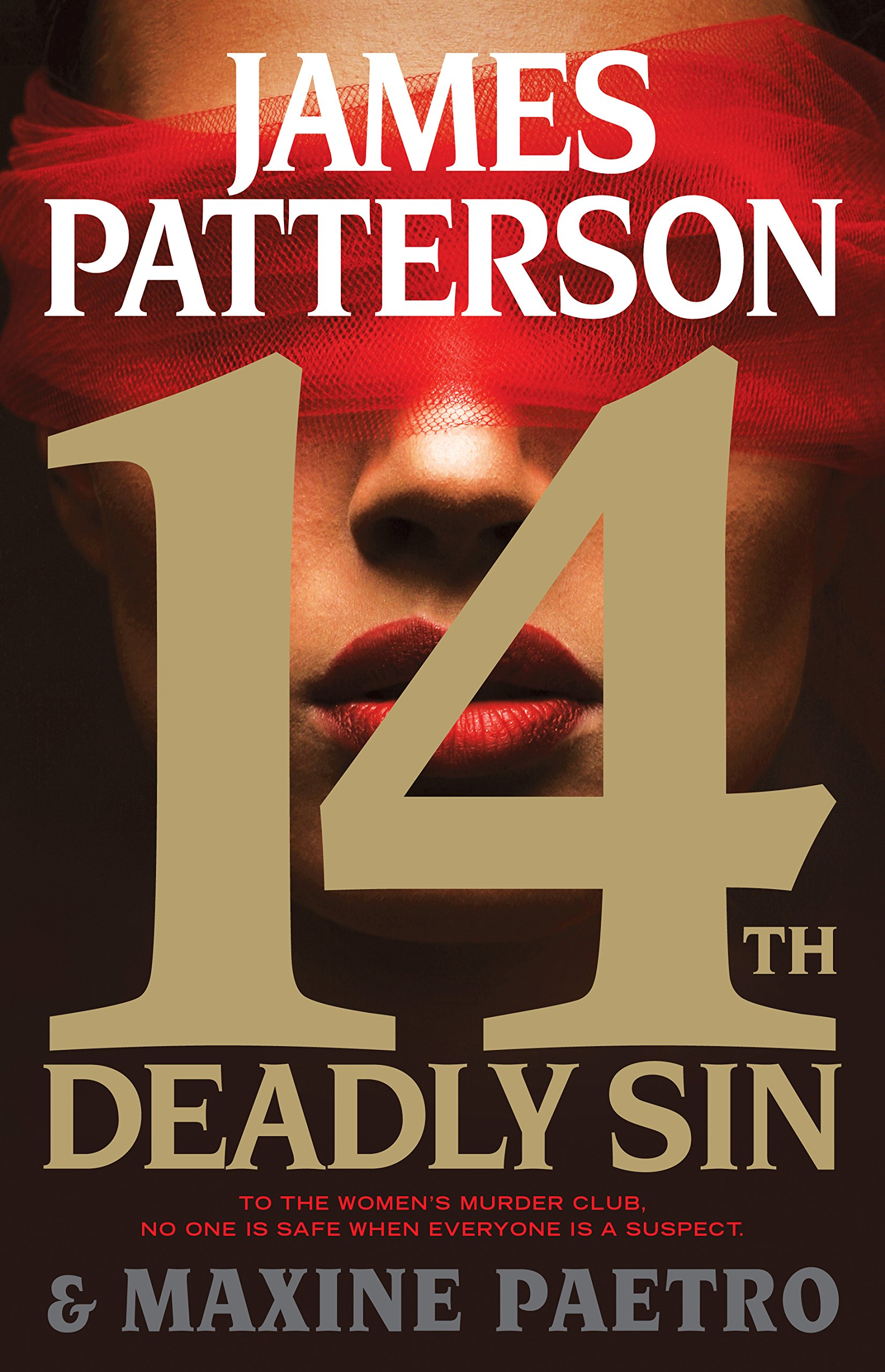 14th Deadly Sin (Women's Murder Club)  - James Patterson,Maxine Paetro