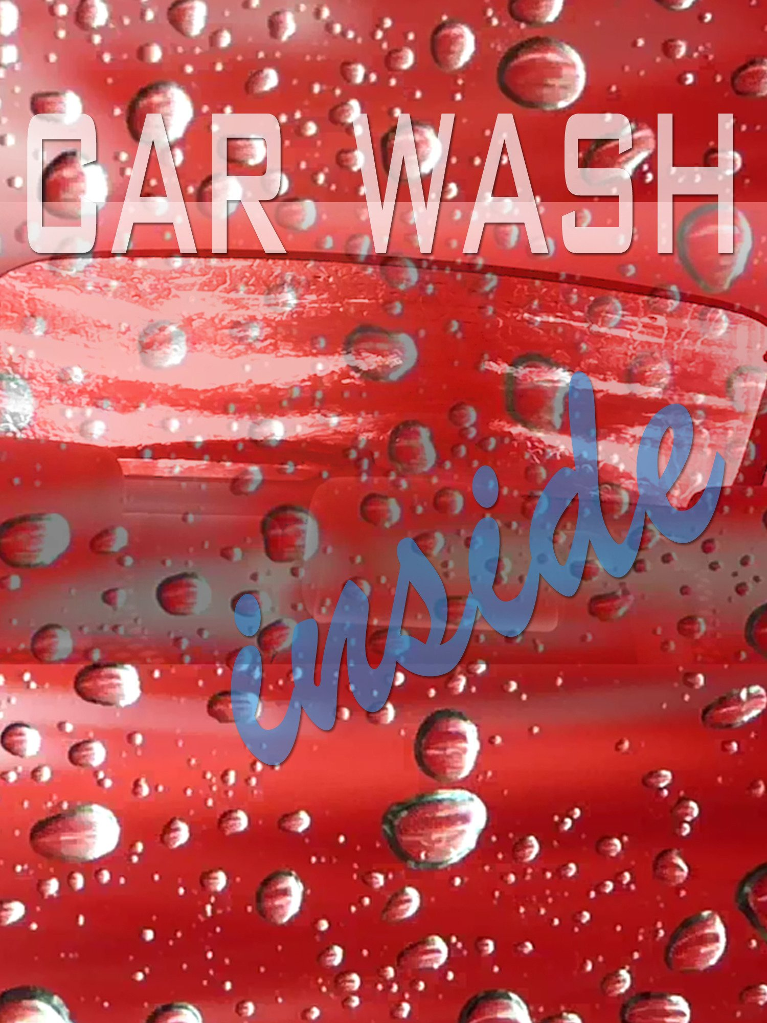 Car Wash. Inside