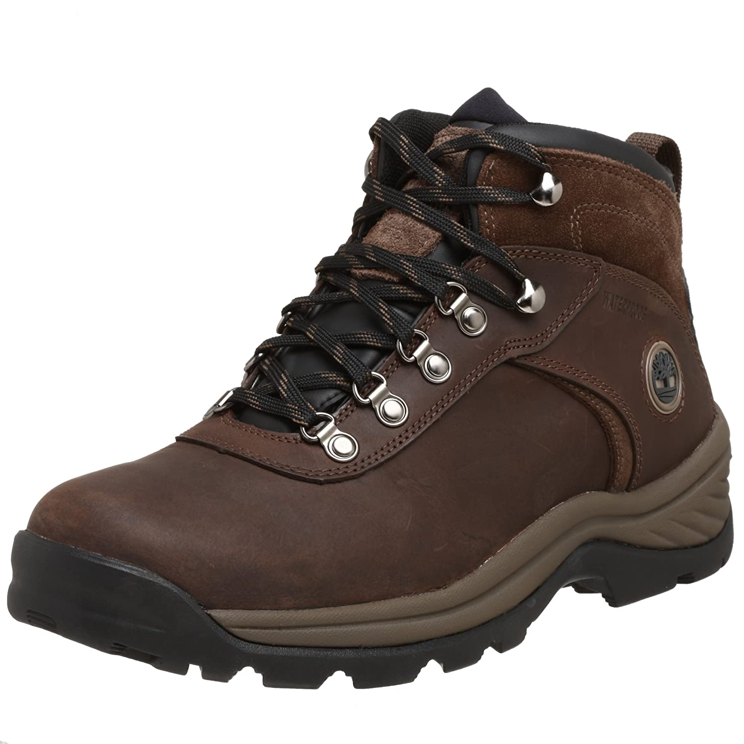 Timberland Men's 18128 Flume Boot,Dark Brown,9.5 W US 40% OFF