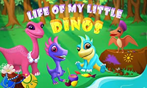 Life of My Little Dinos - Feed, Draw and Play with Cute Dinosaurs from TutoTOONS