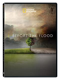 Book Cover: Before The Flood