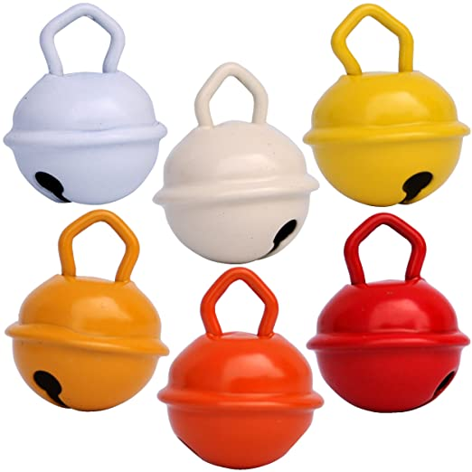 Grelots couleurs haute qualit sonore kit loisirs cr atifs - Activite manuelle elementaire ...