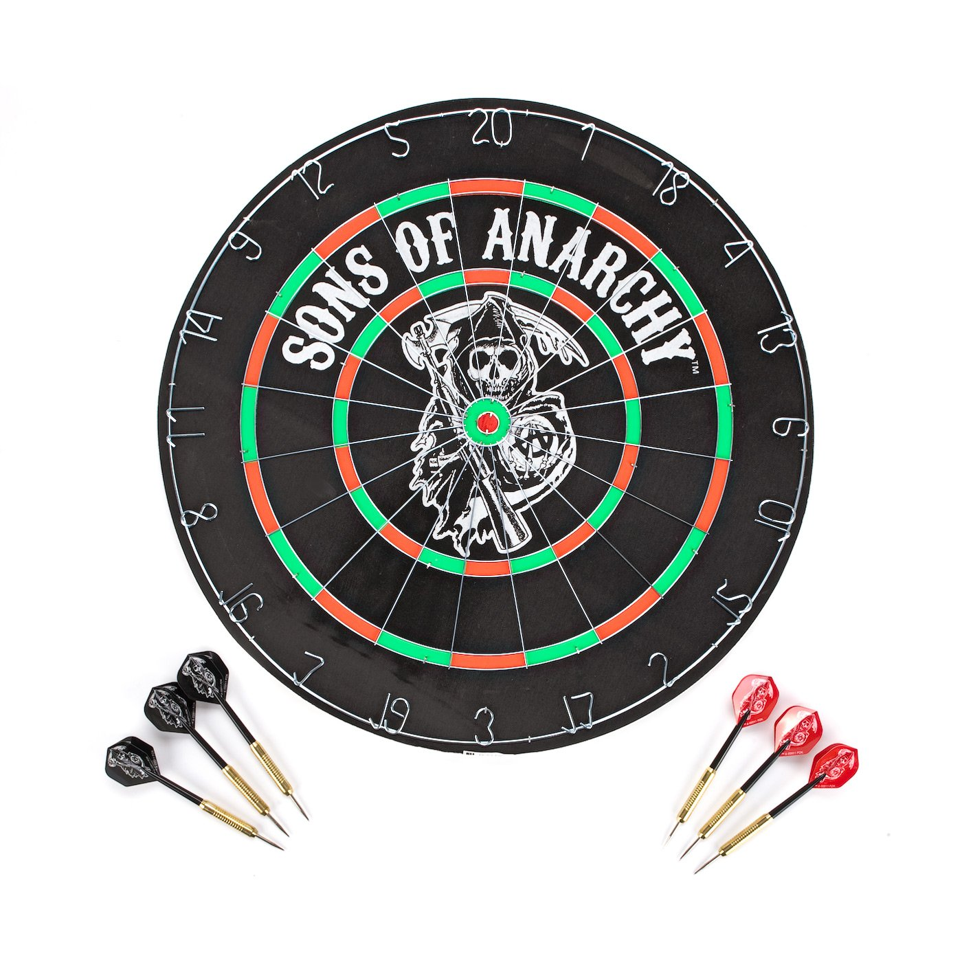Sons Of Anarchy Dart Board