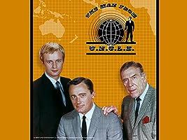 Man From U.N.C.L.E. Season 1