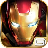 Iron Man 3 - El juego oficial (Kindle Tablet Edition)