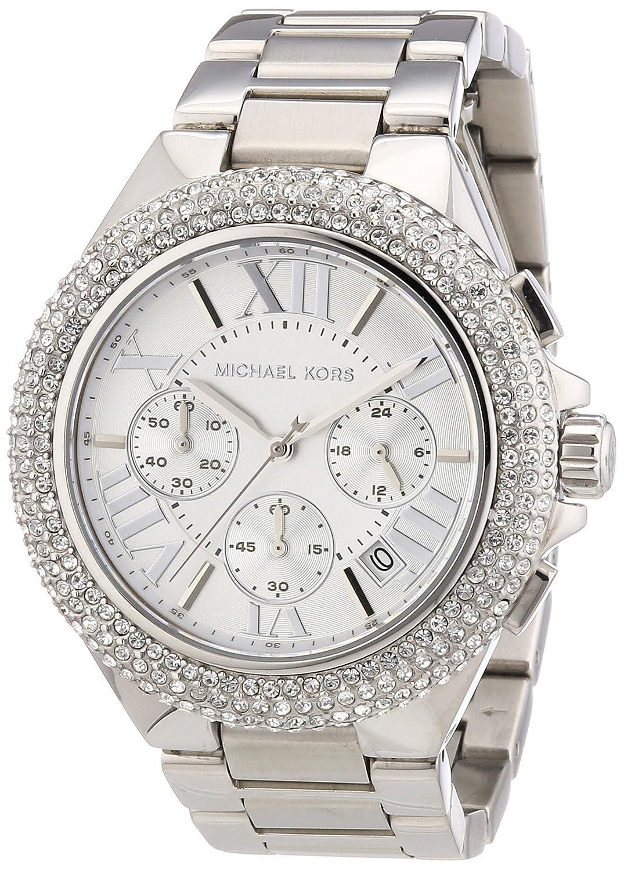 Michael Kors Damen-Armbanduhr XL Camille