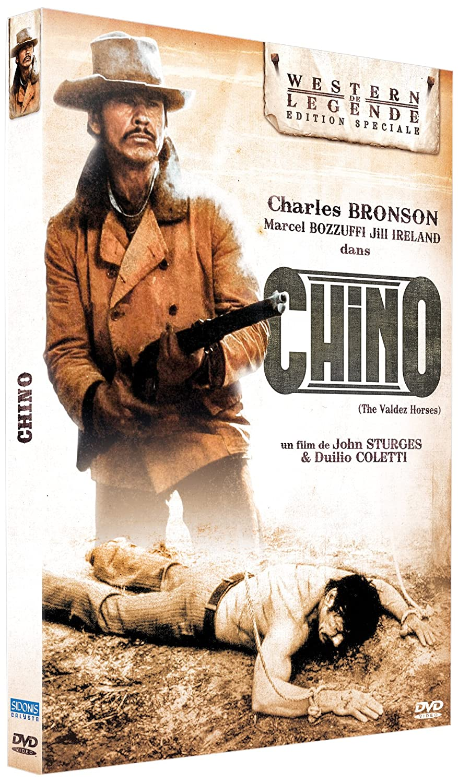 Chino - Valdez, il mezzosangue - 1973 - John Sturges et  Dulio Coletti 81-7OfBr9tL._SL1500_