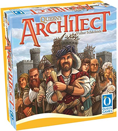 Asmodee - QGQA01 - Queen's Architect