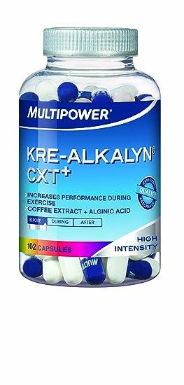 Multipower Kre-Alkalyn CXT, 102 Kapseln, 1er Pack (1 x 132g)