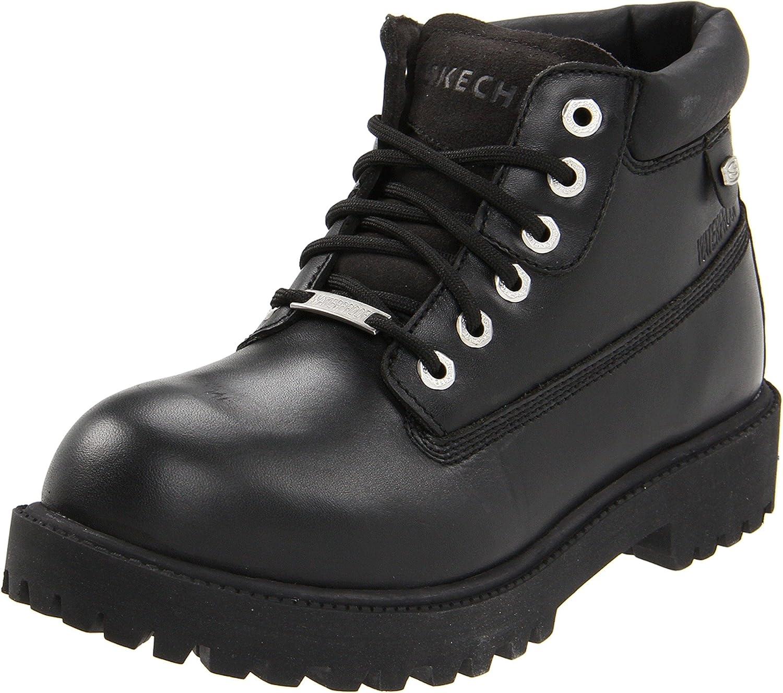 Skechers Sergeants Verdict Men's Boot the verdict