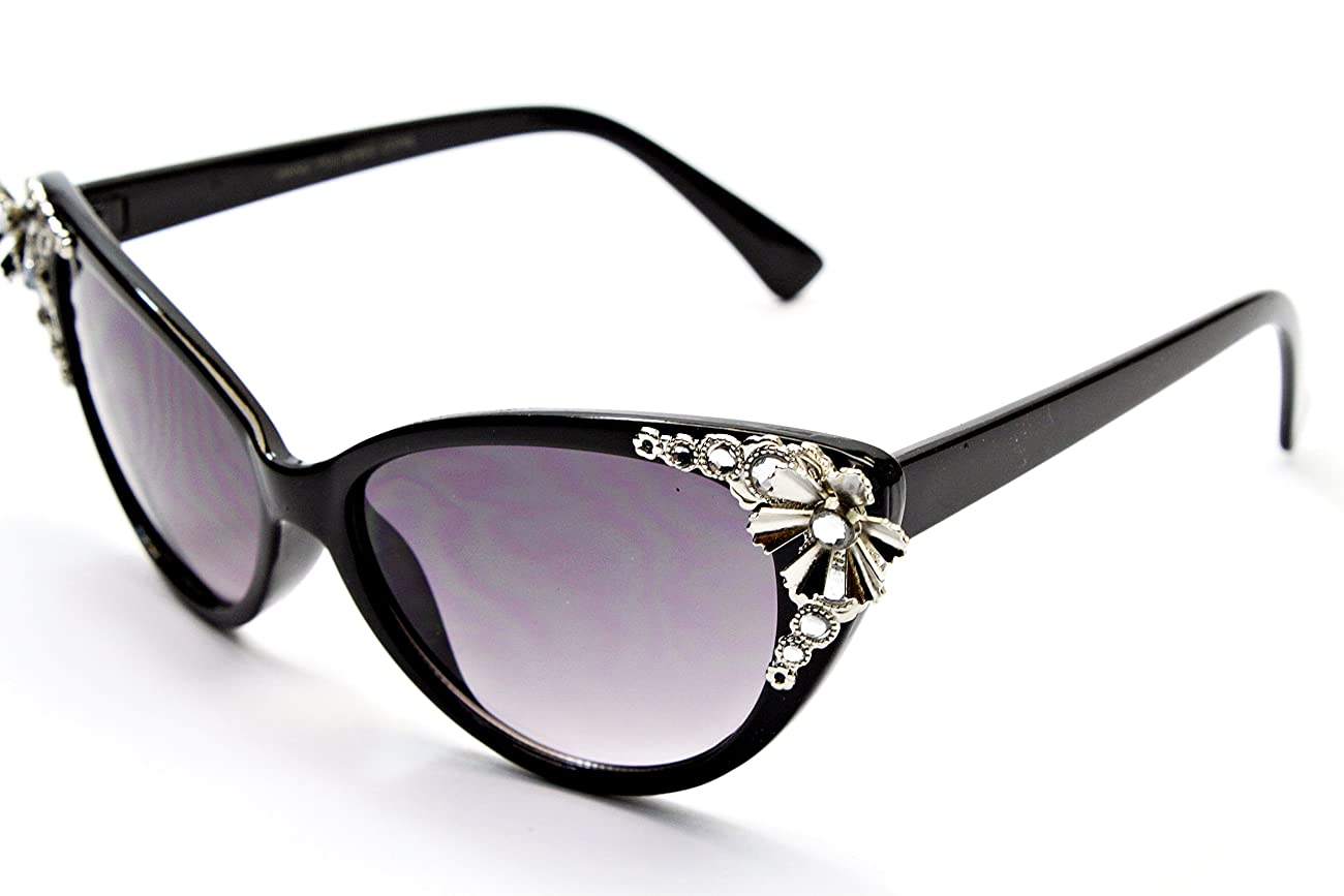 Wm528-vp Style Vault Unique Cateye Sunglasses 1