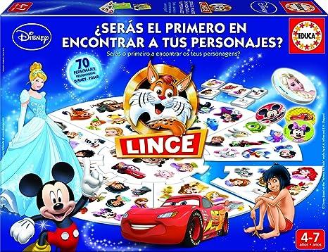 Nouveau Lynx jeu Disney