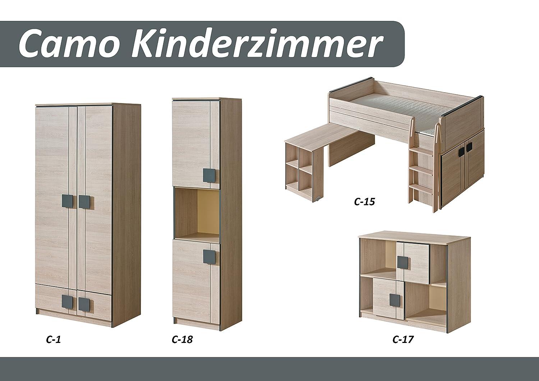4-tlg. Schlafzimmerset Camo günstig kaufen