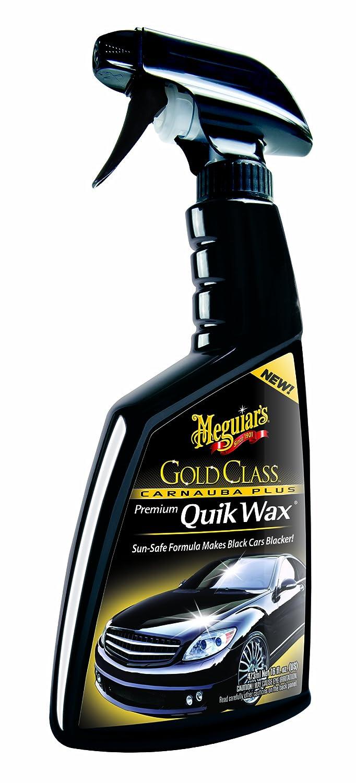 Meguiar's G7716EU Gold Class Carnauba Plus Quik Wax